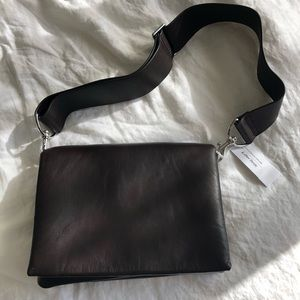 & Other Stories Puffy Crossbody Bag NWT